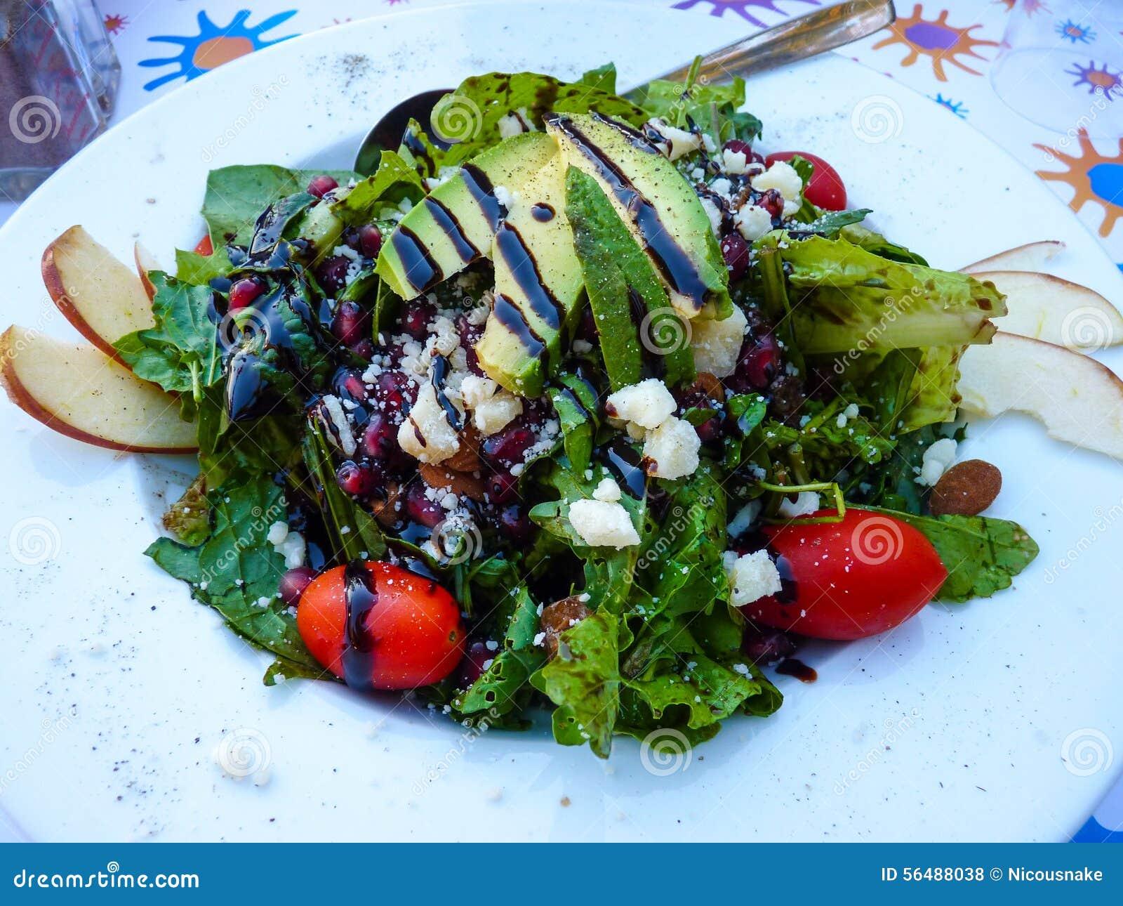 Nourriture grecque saine