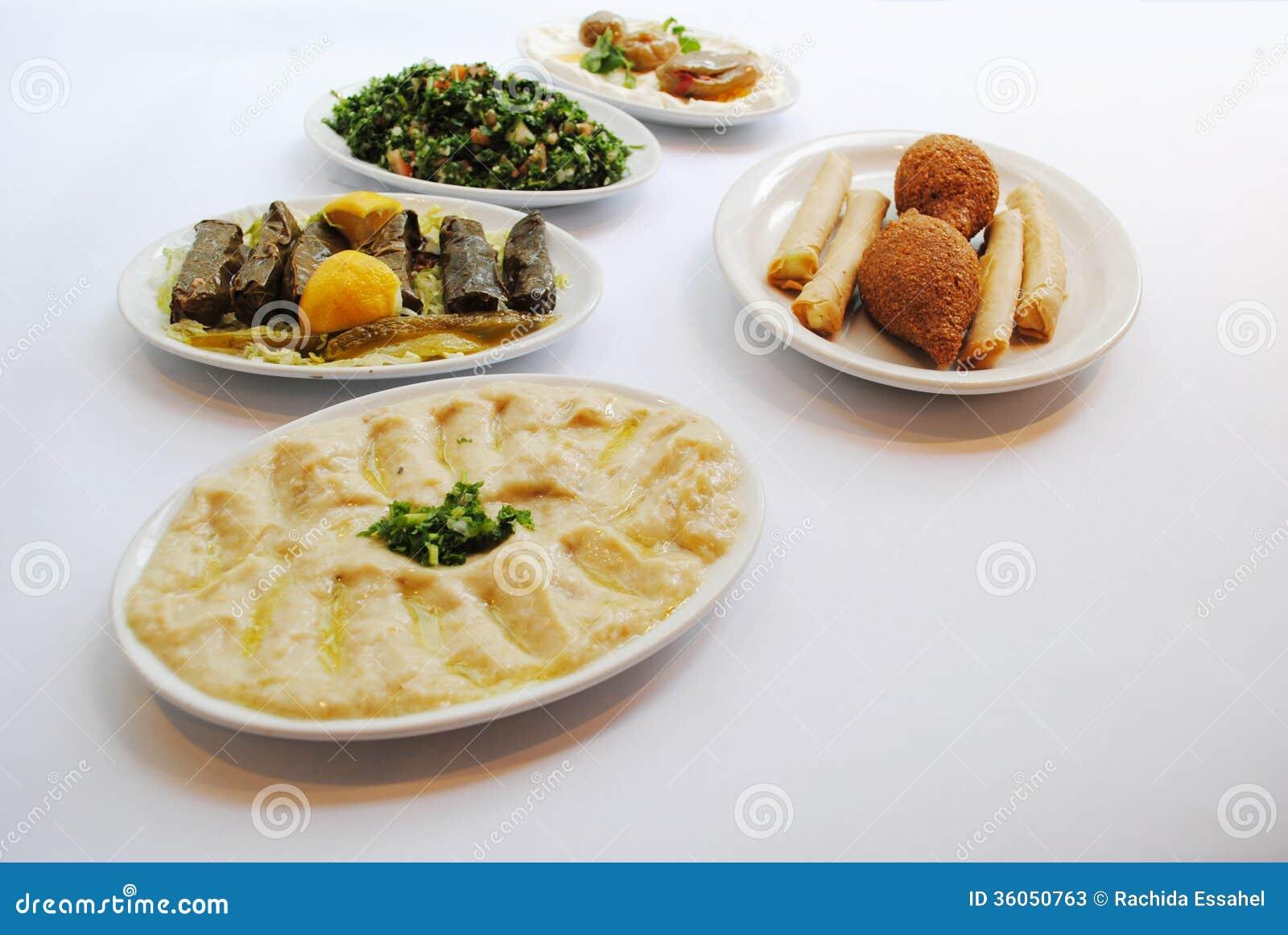 Nourriture libanaise