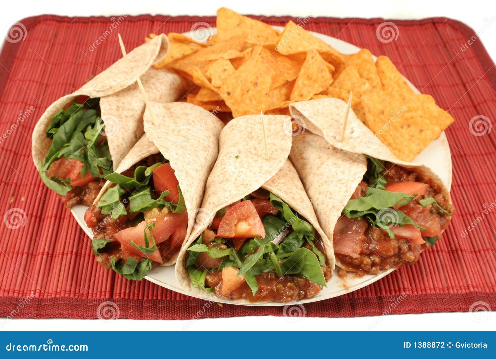 Nourriture mexicaine photo stock image du fajita d ner for Cuisine mexicaine