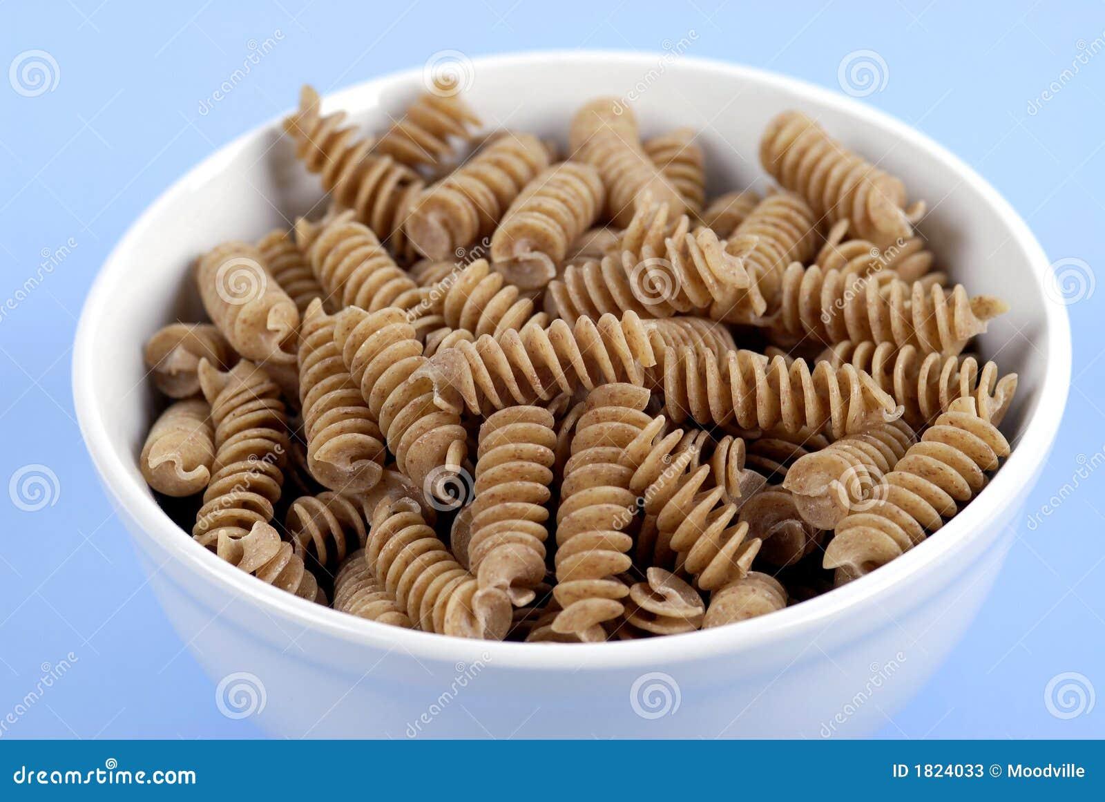 Nourriture - pâtes de blé entier