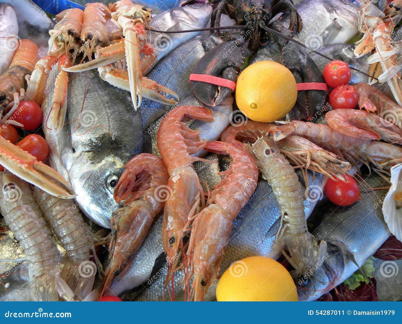Nourriture pour poissons image stock image du restaurant for Nourriture du poisson