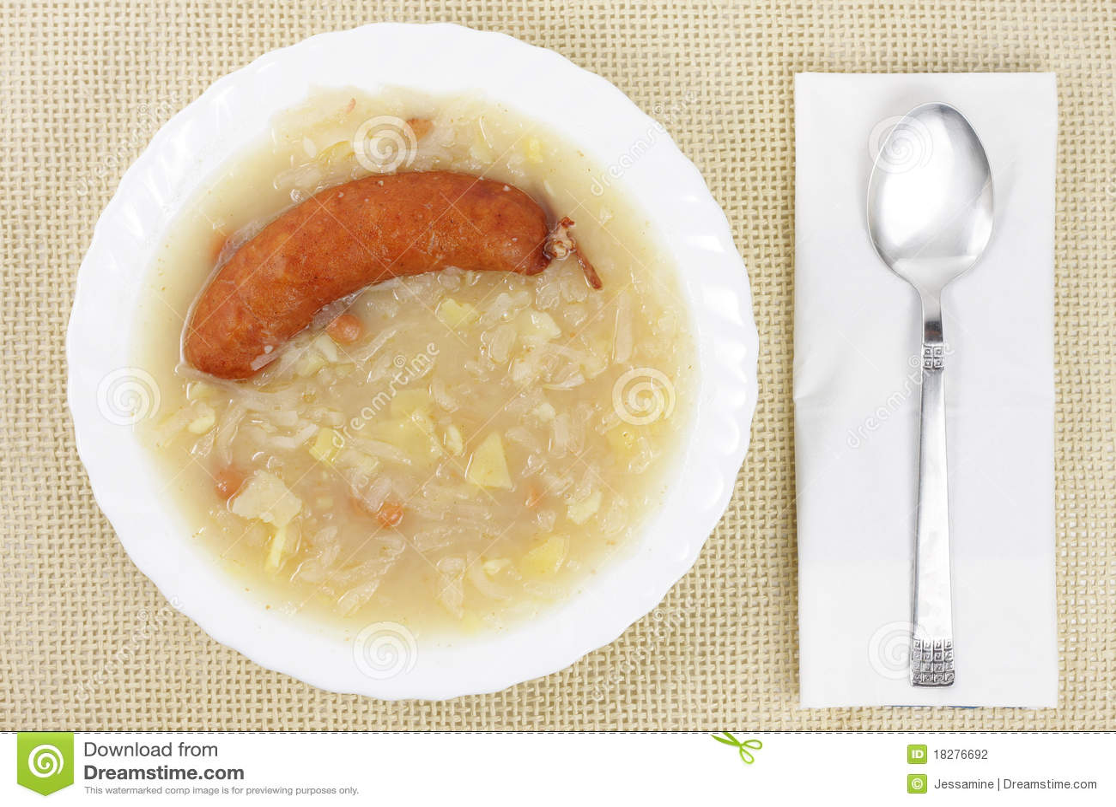 Nourriture slovène traditionnelle