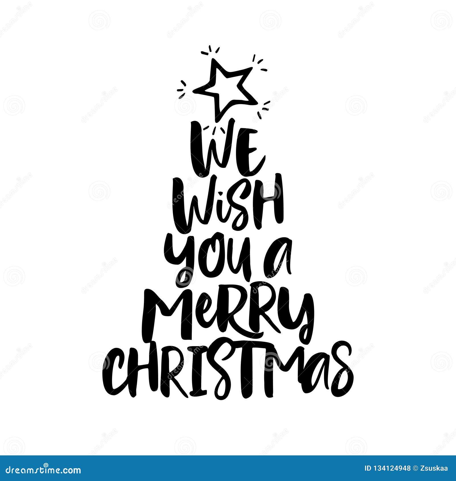Nous te souhaitons un Joyeux Noël