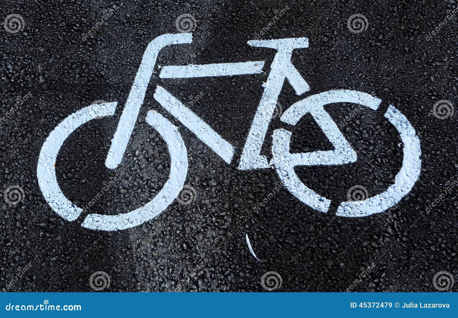 Nouveau chemin de bicyclette de rue de Sofia, Bulgarie, septembre 18, 2014