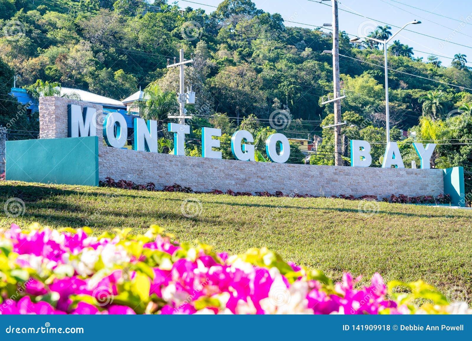 Nouveau Montego Bay signent dedans la Jama?que