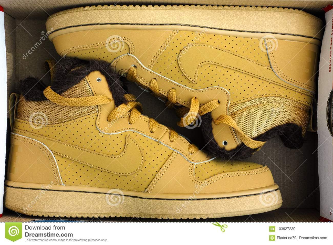 nike chaussures hiver