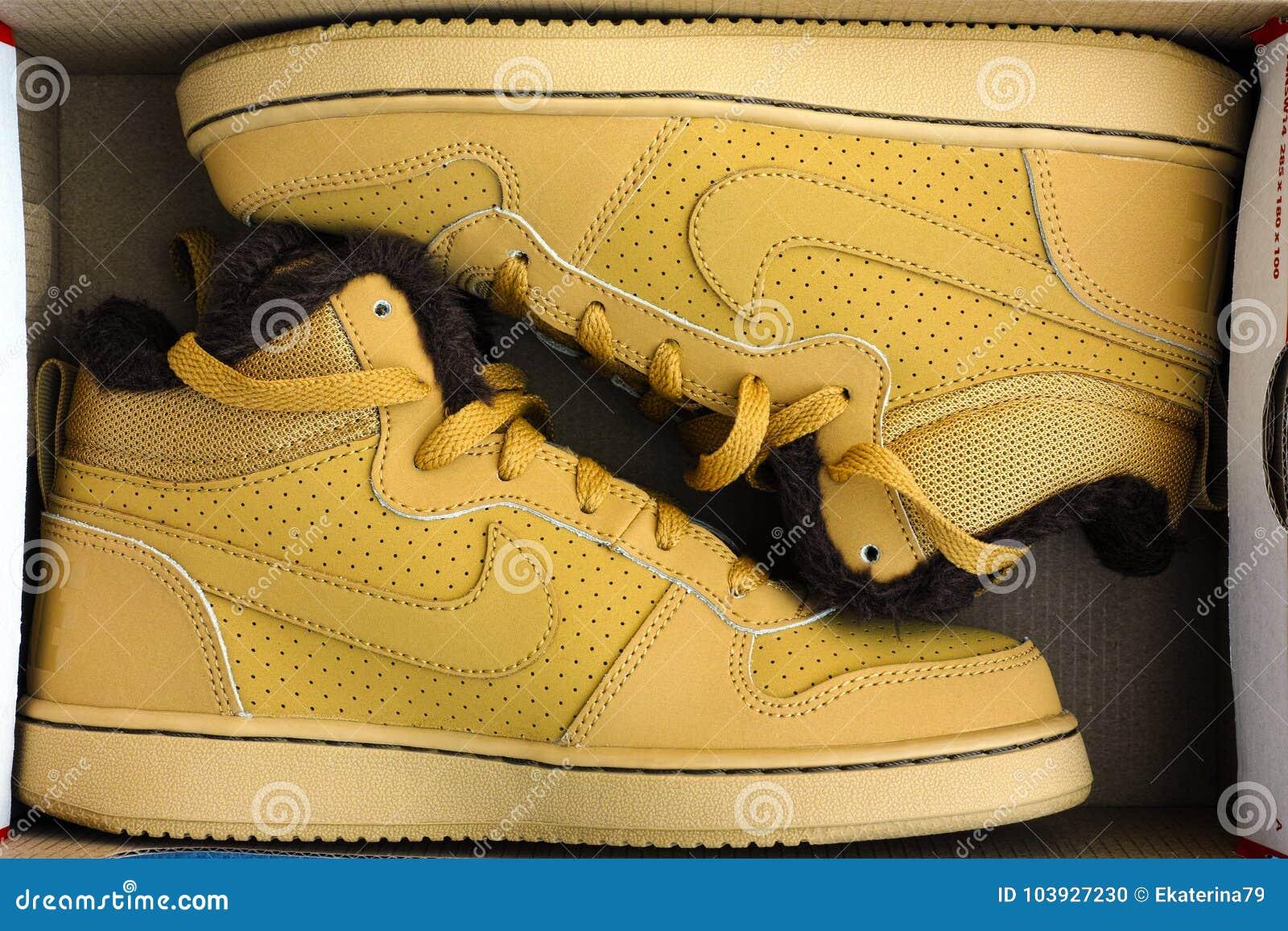 Nouveau Nike vont au devant de mi chaussures de sport d hiver de ville dans  la 0cf0a7c35a5e