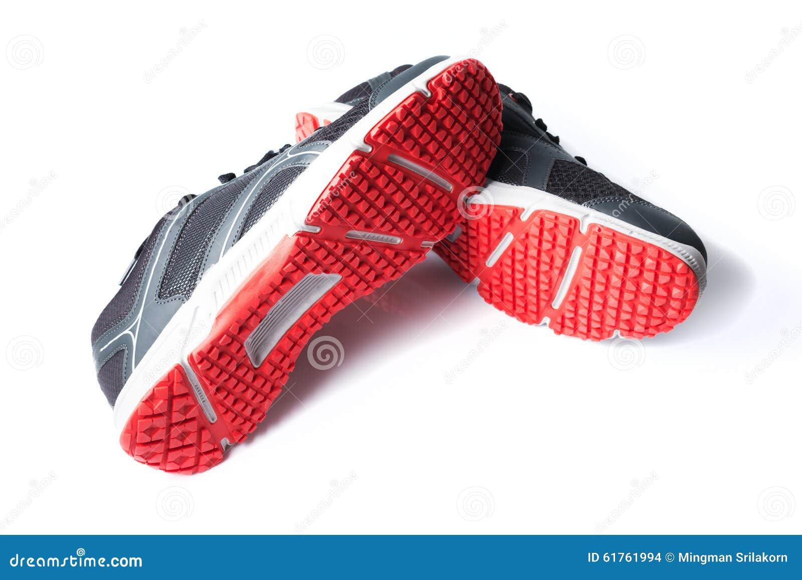 nouvelles chaussures de course noires
