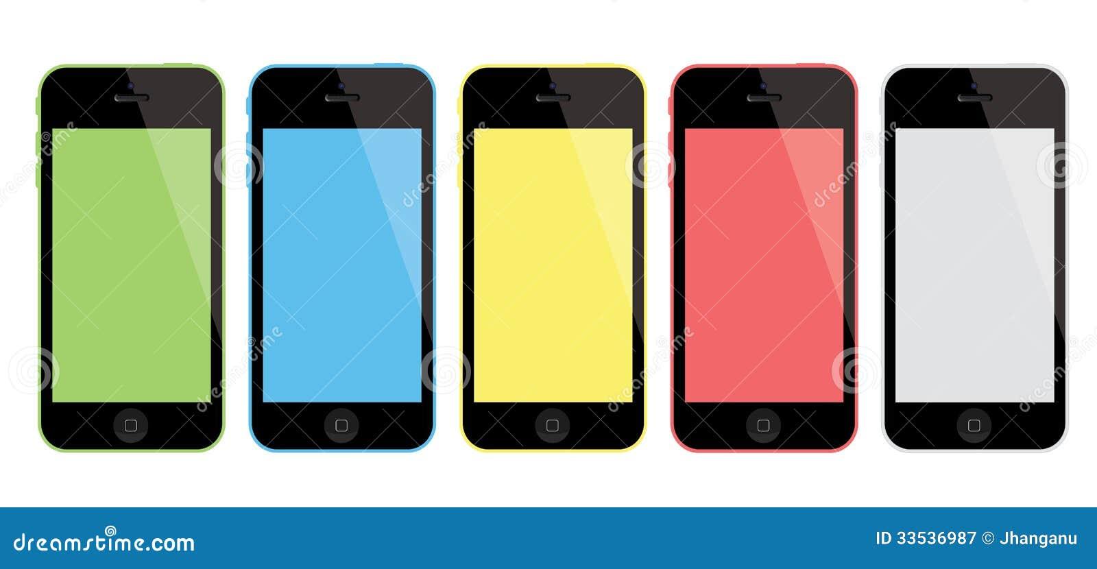 Nouvel iPhone 5C d Apple