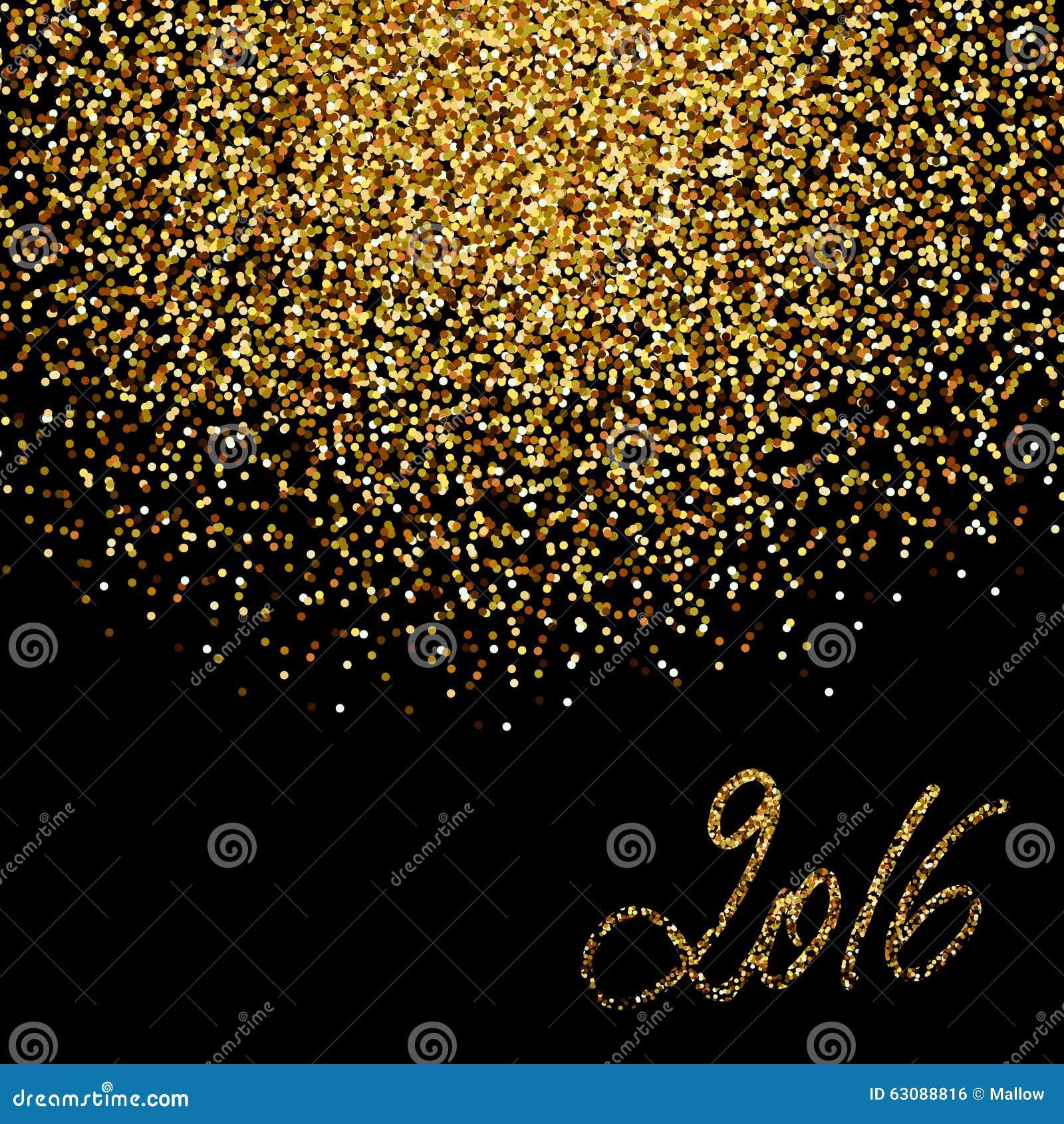 Download Nouvelle année 2016 illustration de vecteur. Illustration du salutations - 63088816