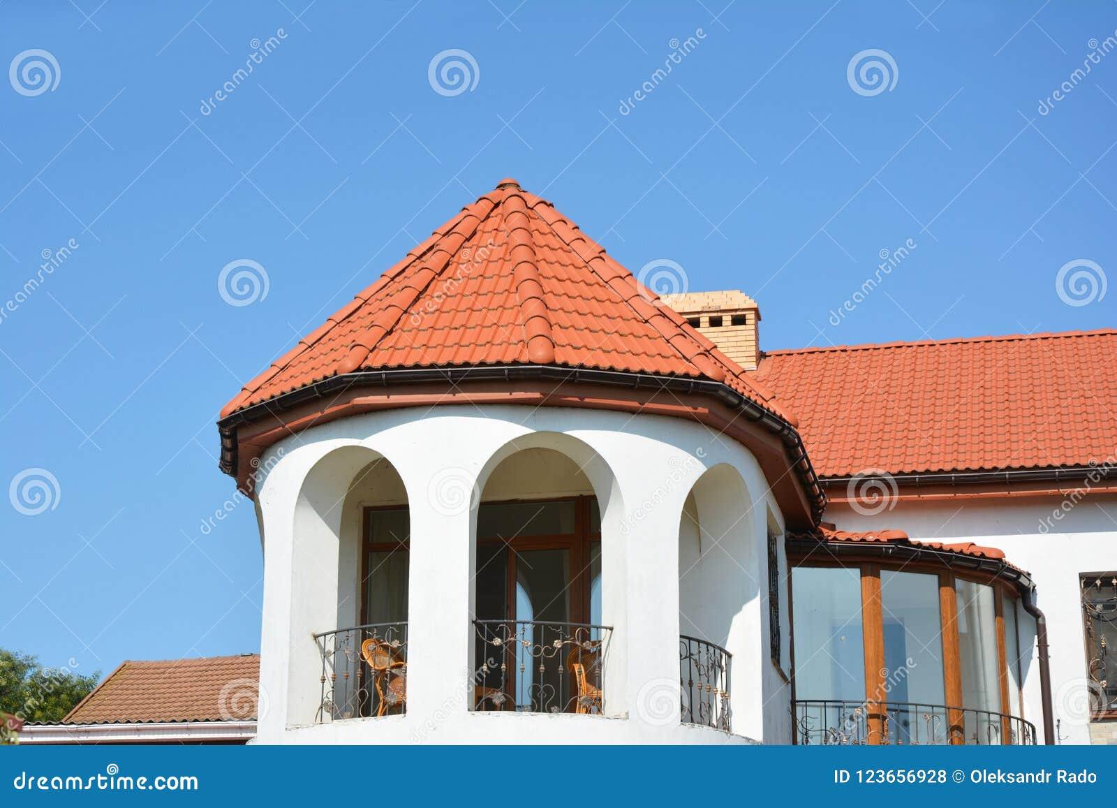 tour de maison balcon de grenier