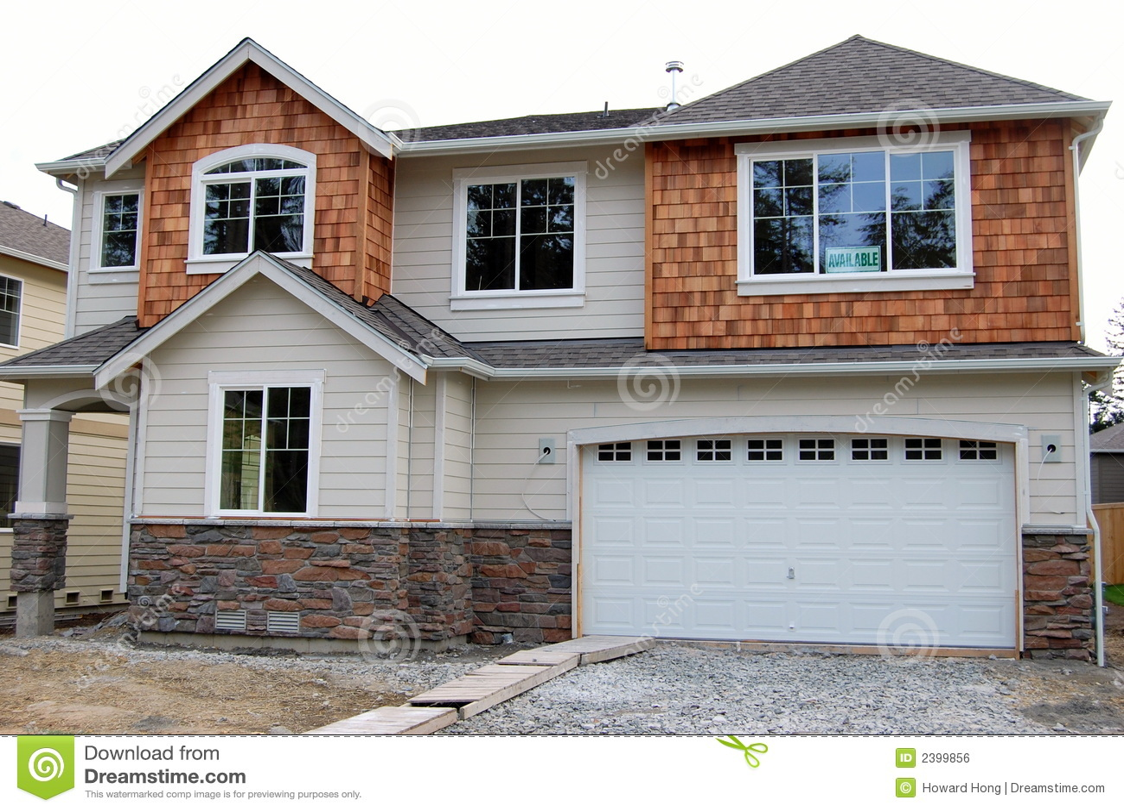 Nouvelle maison