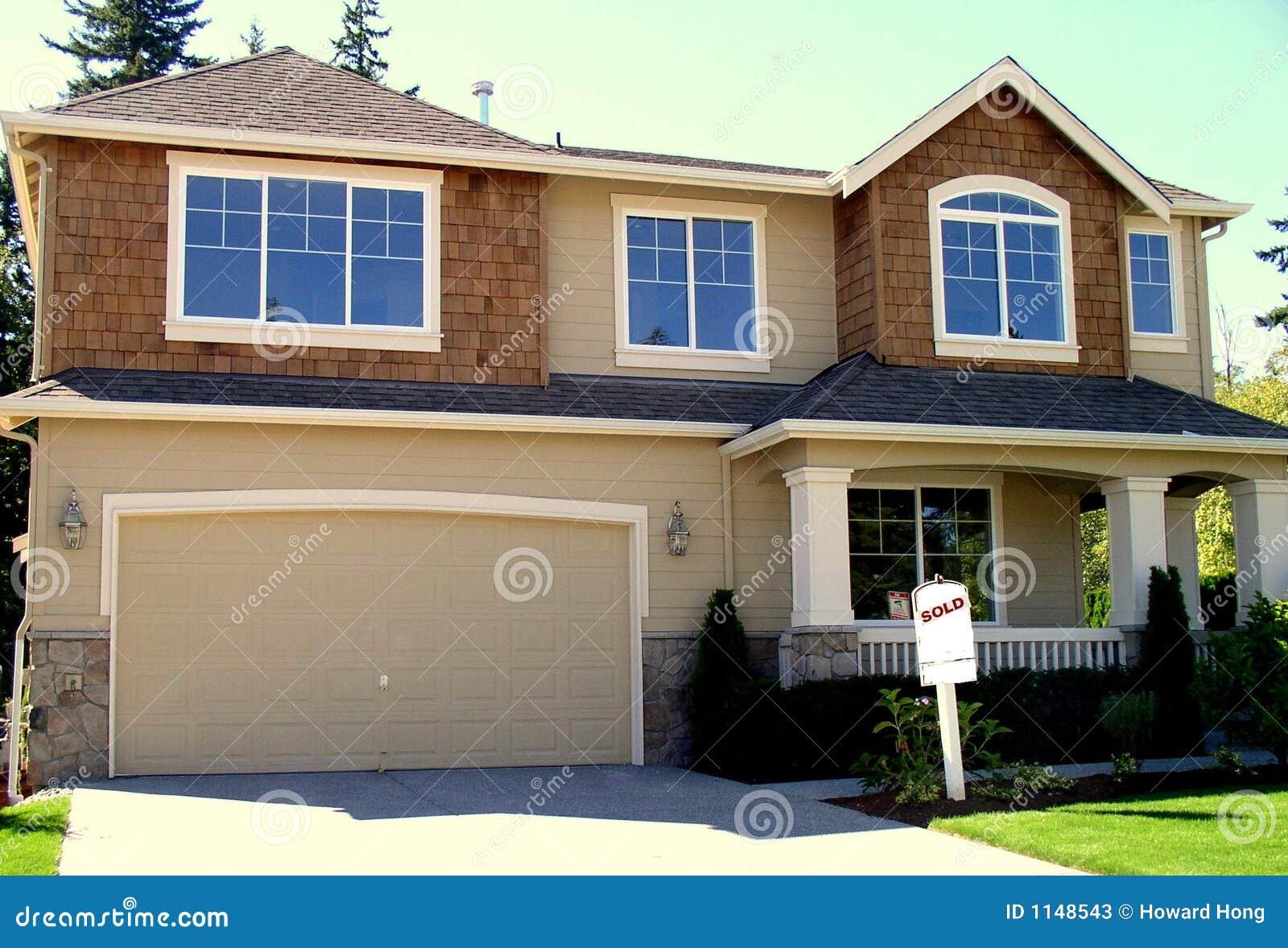 Nouvelle maison vendue