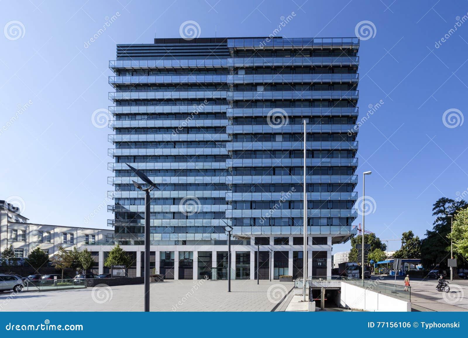 Nouvelle ville hôtel dans Siegen, Allemagne