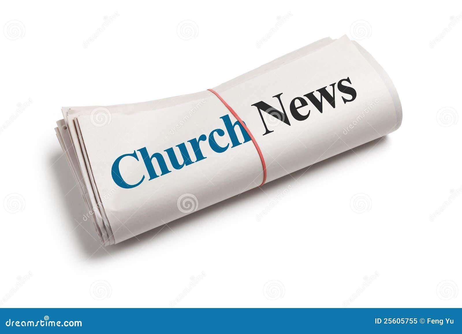 Nouvelles d église