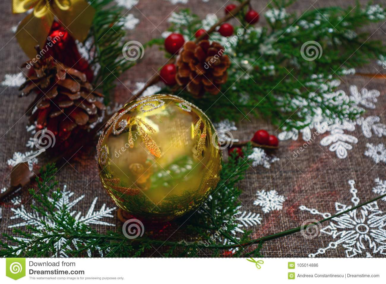 download christmas decorations stock photo image of dance beauty 105014886
