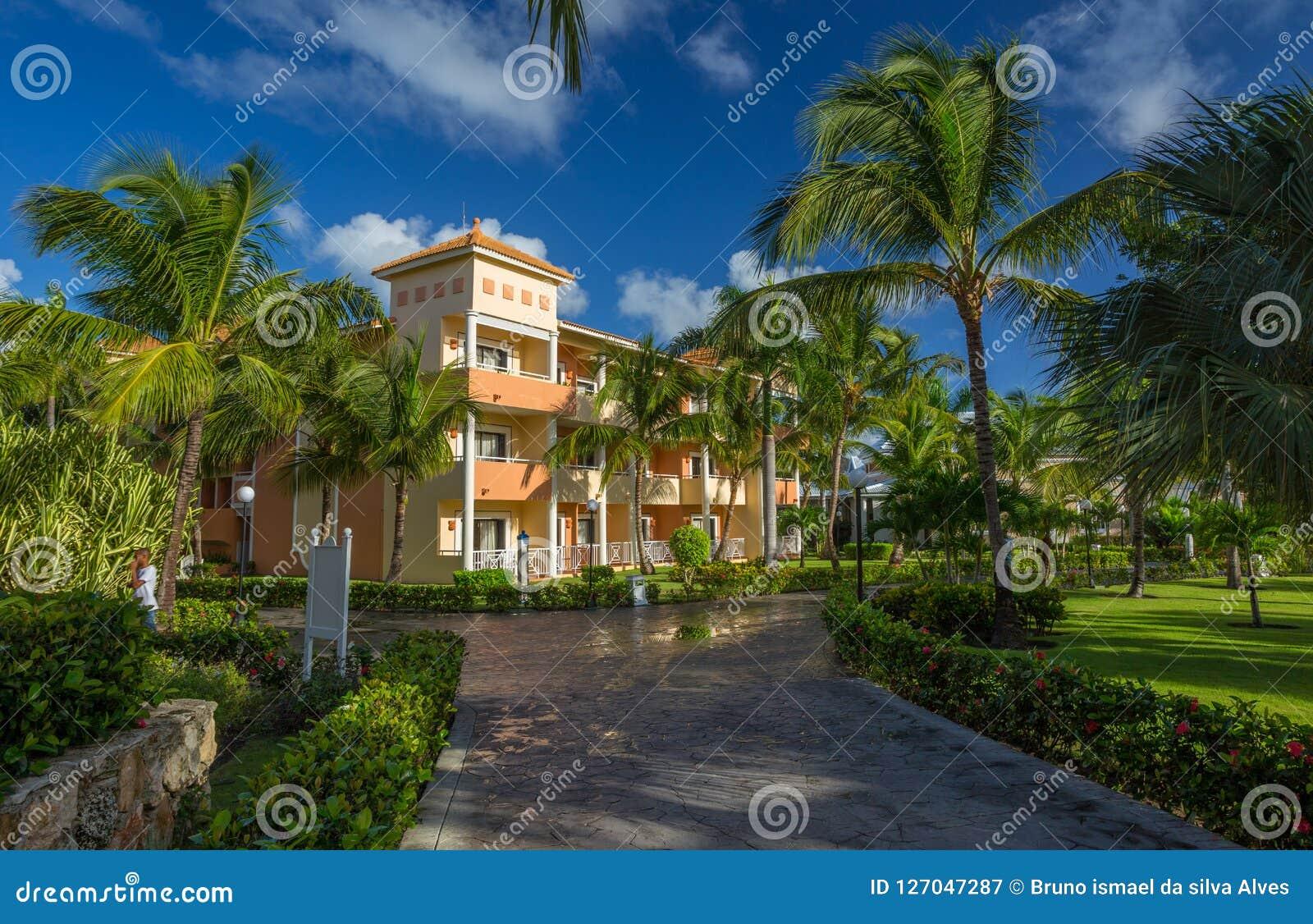 Grand Bahia Principe Hotel Resort In Punta Cana, Dominican