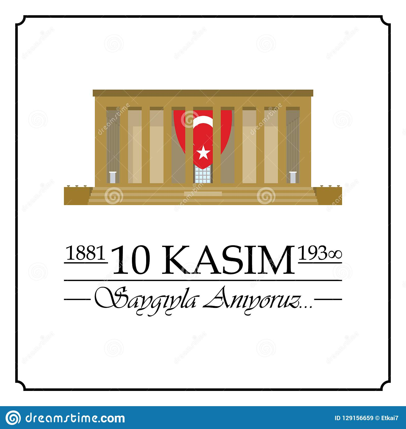 10 November, Mustafa Kemal Ataturk Death Day-verjaardag