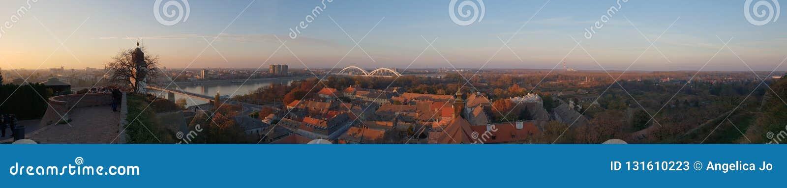 Novi Sad - Serbien - Panorama