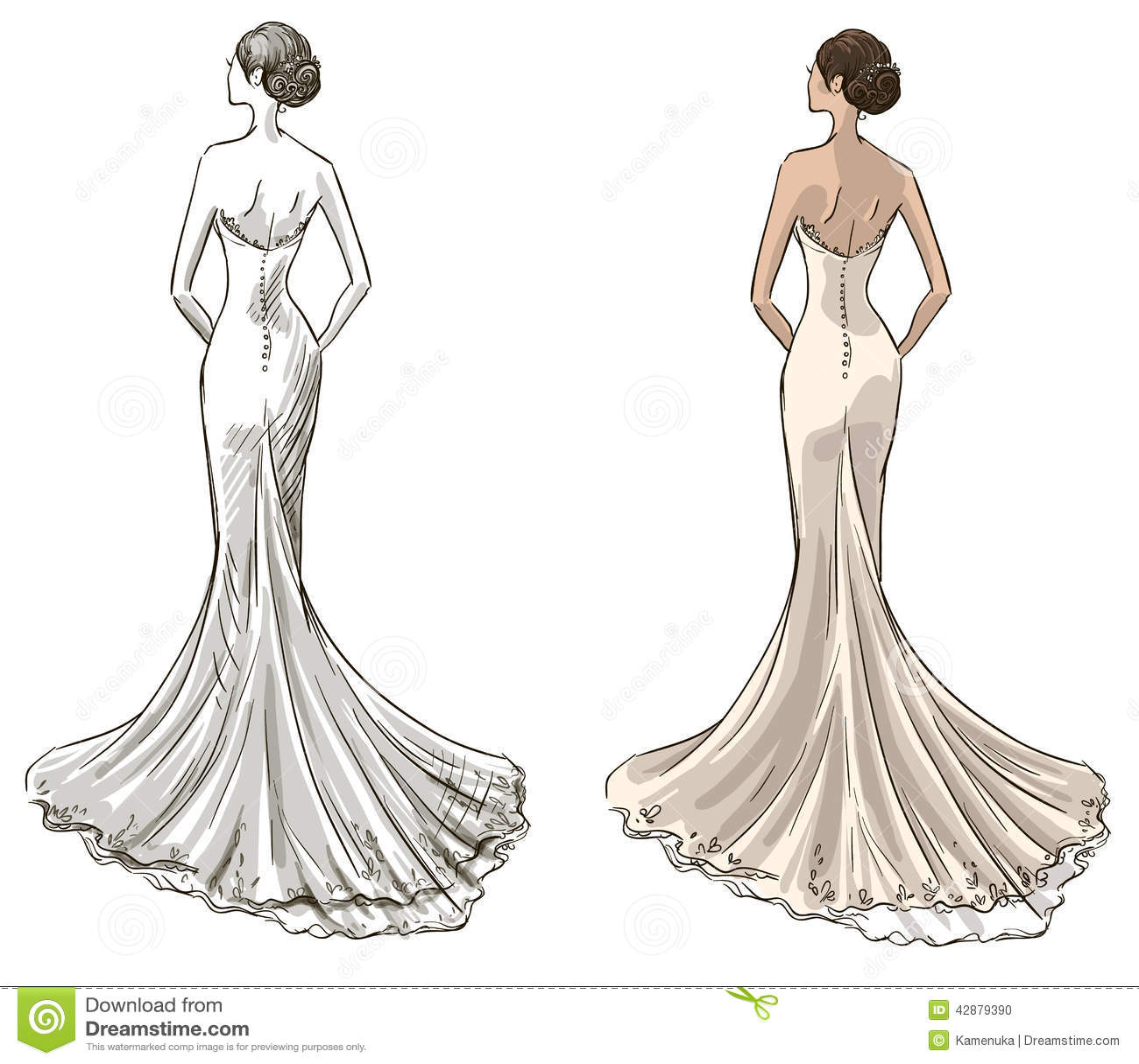 Vestidos boda chica joven