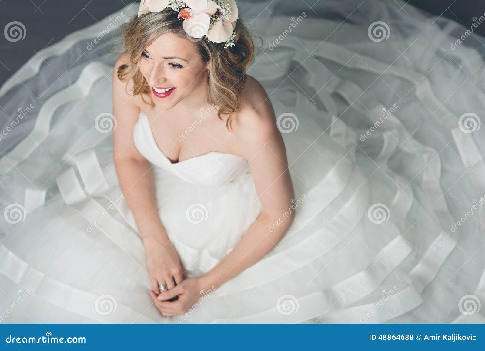 Vestido de novia Lleno