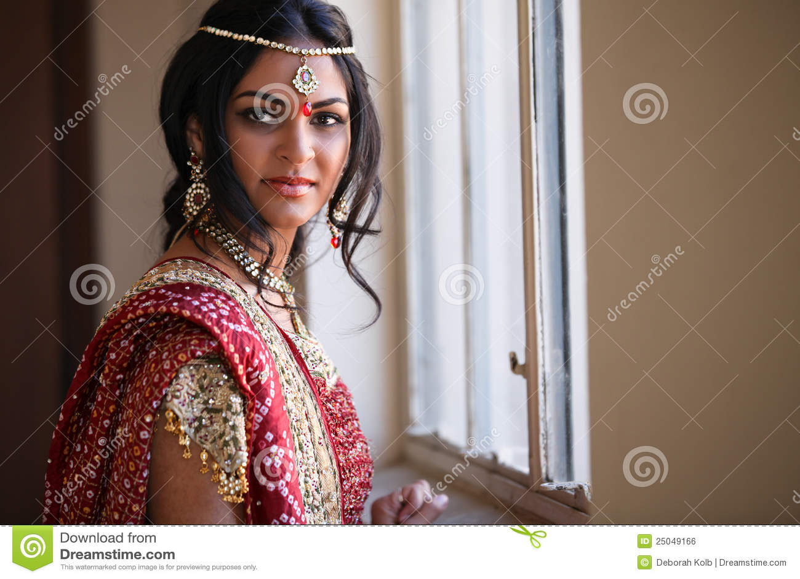 Novia india hermosa