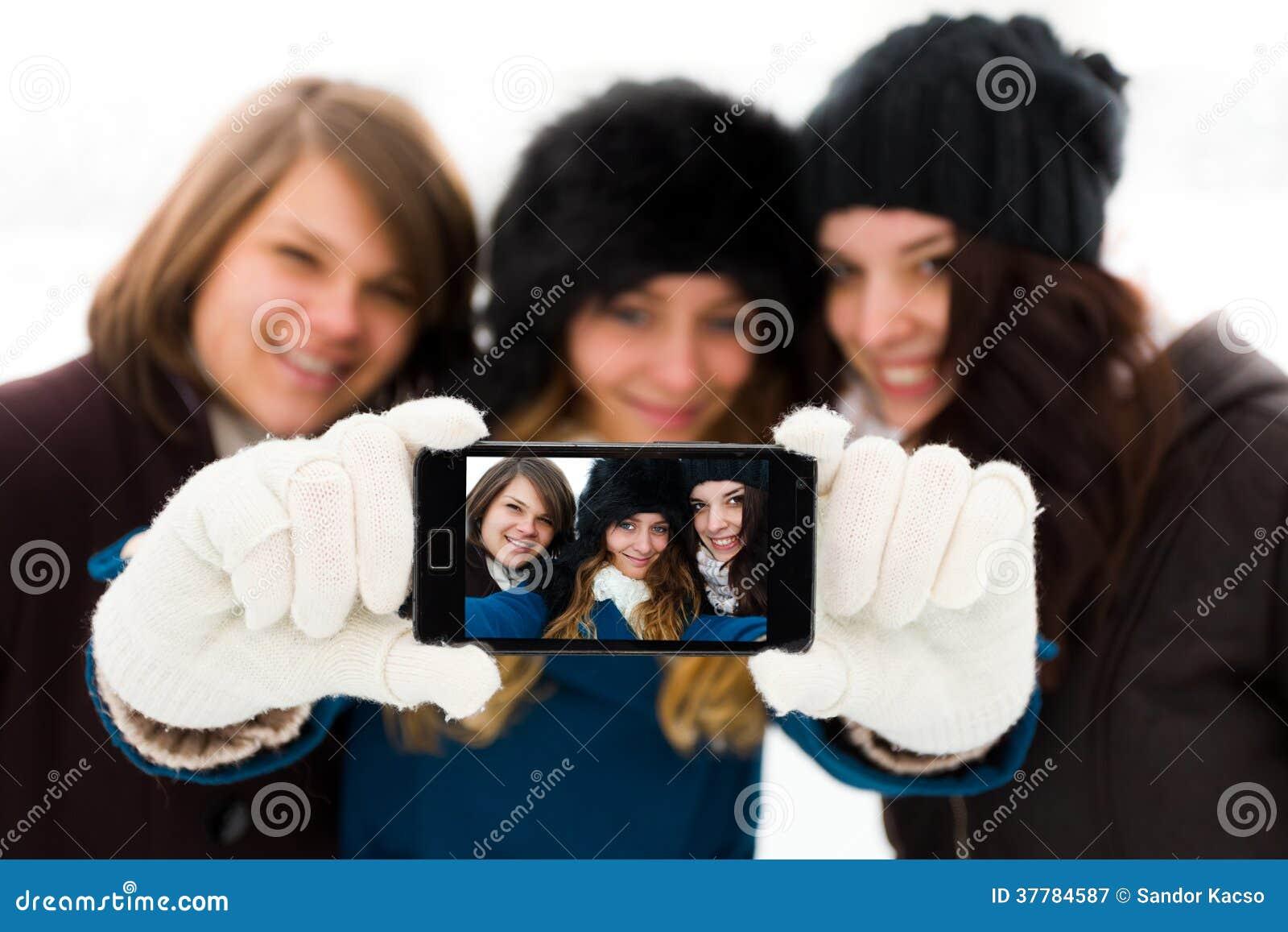 Novias Selfies