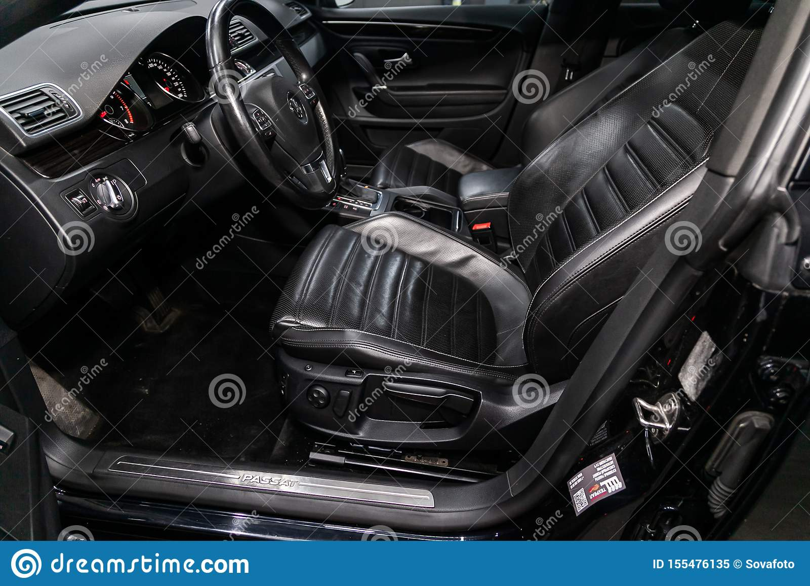 Novosibirsk Russia July 30 2019 Volkswagen Passat Cc Editorial Image Image Of Interior Automobile 155476135