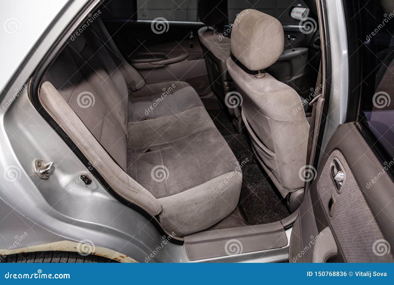 Novosibirsk, Russia June 14, 2019 Mazda Capella