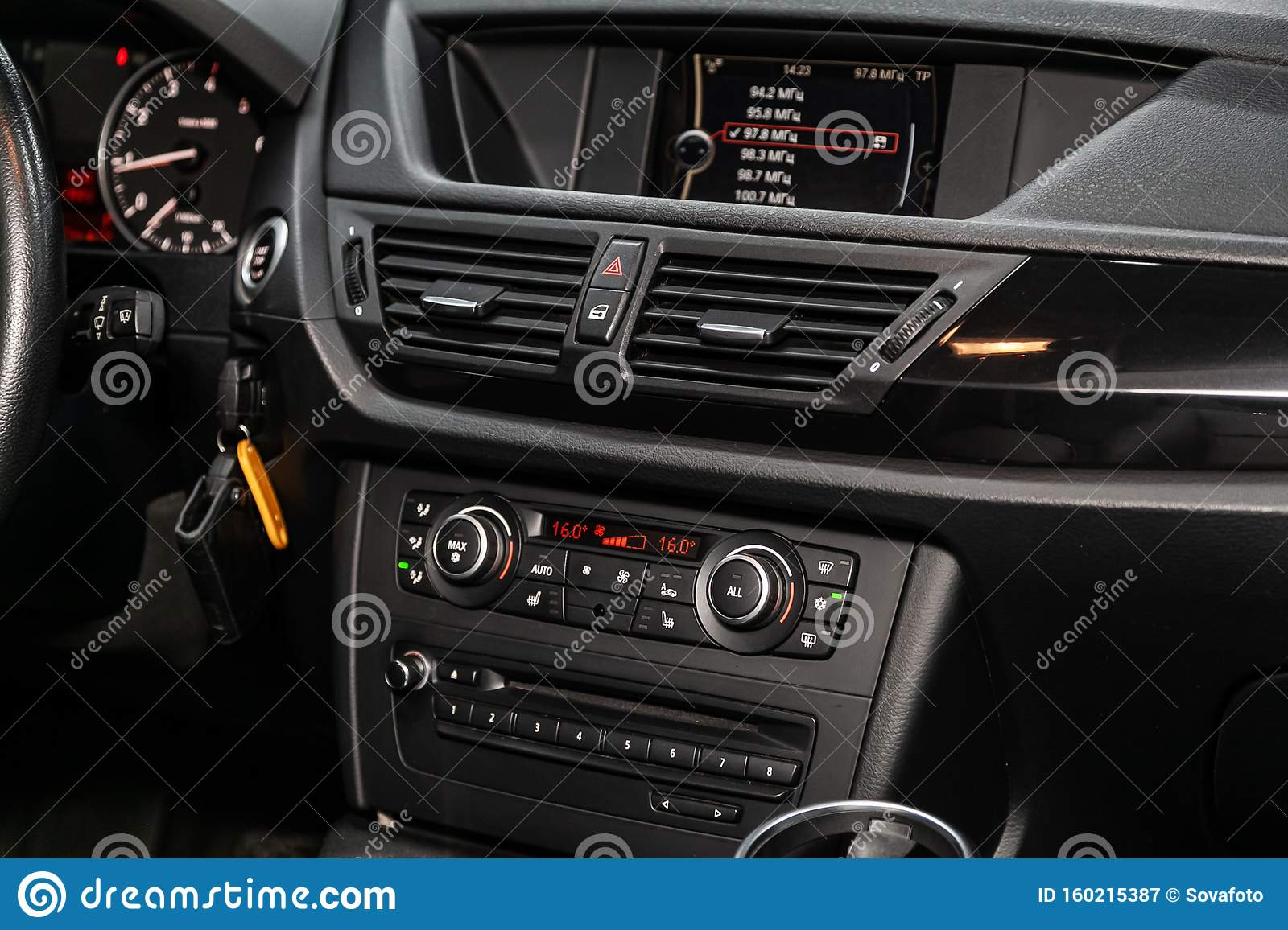 Novosibirsk Russia September 11 2019 Bmw X1 Editorial Photography Image Of Modern Display 160215387