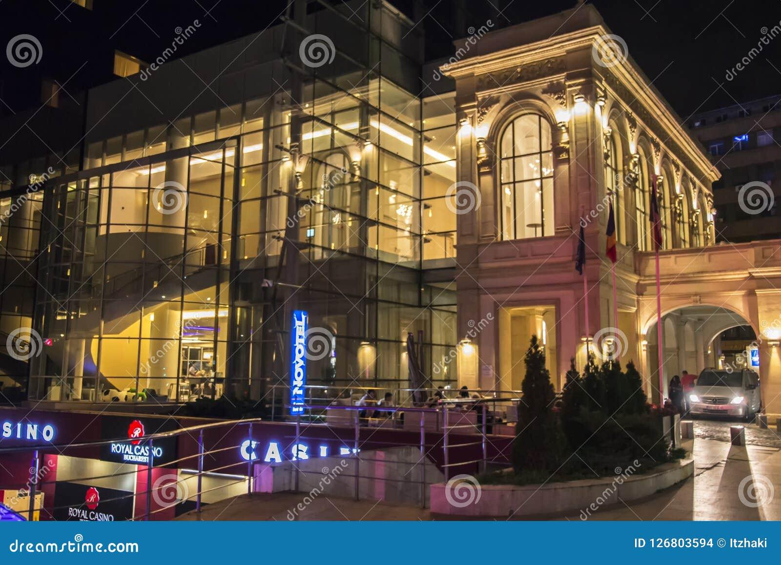 Novotel hotell i Bucharest