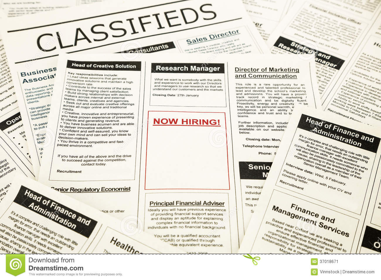 newspaper now classifieds