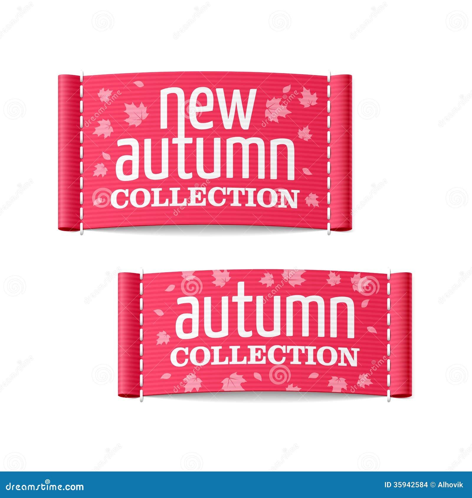Nowa jesieni kolekcja