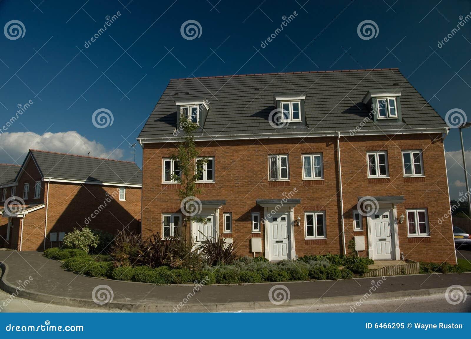 Nowe domy