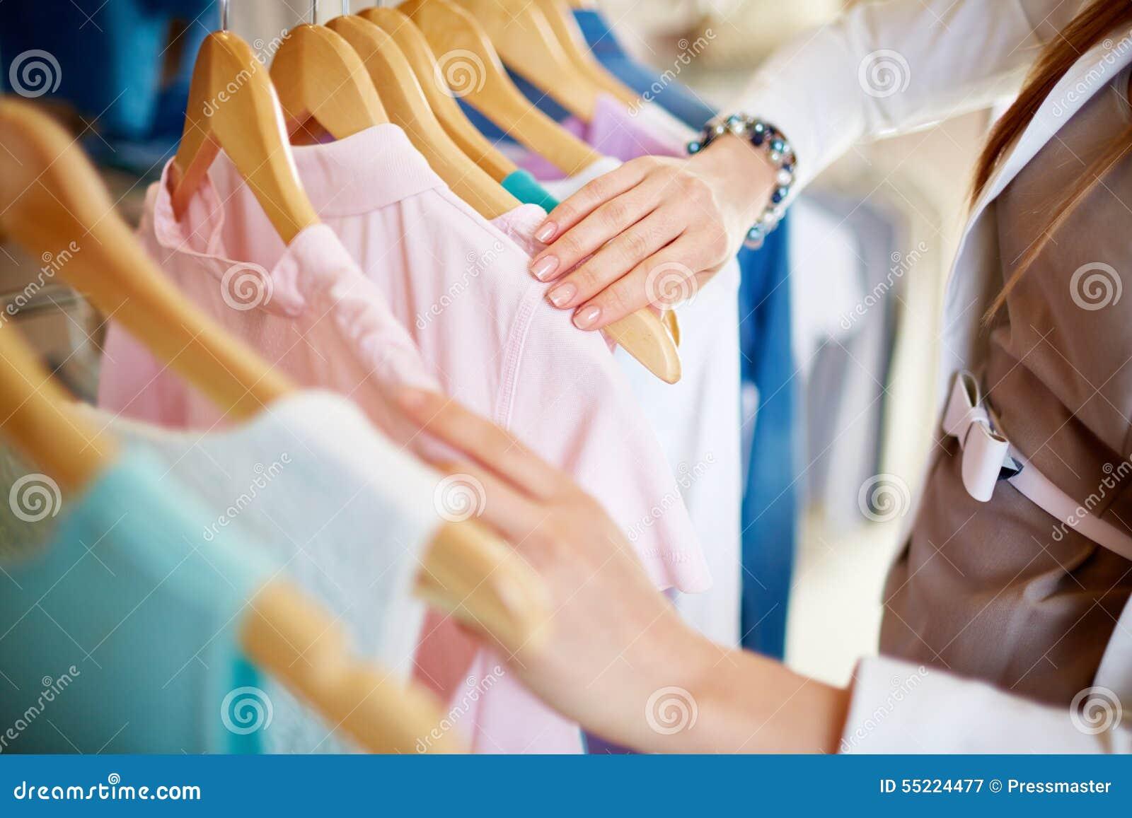 Nowe ubrania