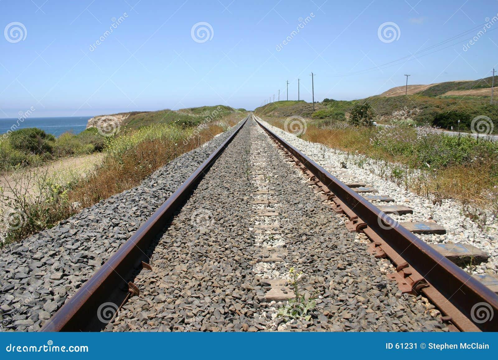 Nowhere to tracks