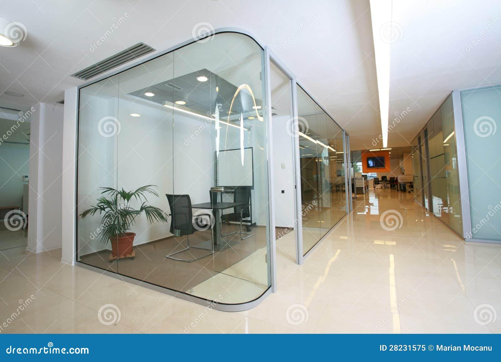 Nowożytny biuro