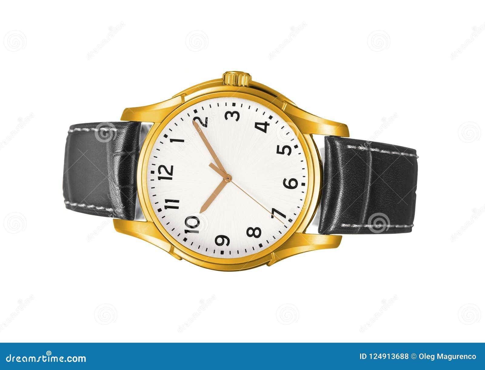 Nowożytny zegarek odizolowywający