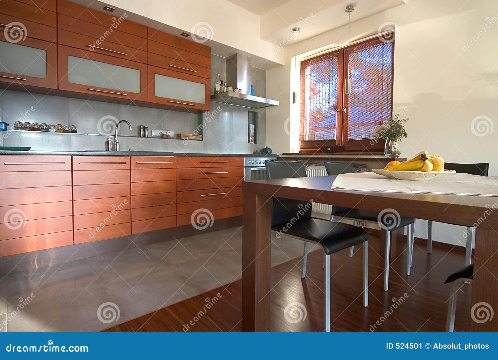 Nowoczesna Kuchnia Obraz Stock  Obraz 524501 -> Kuchnia Wloska Obrazy