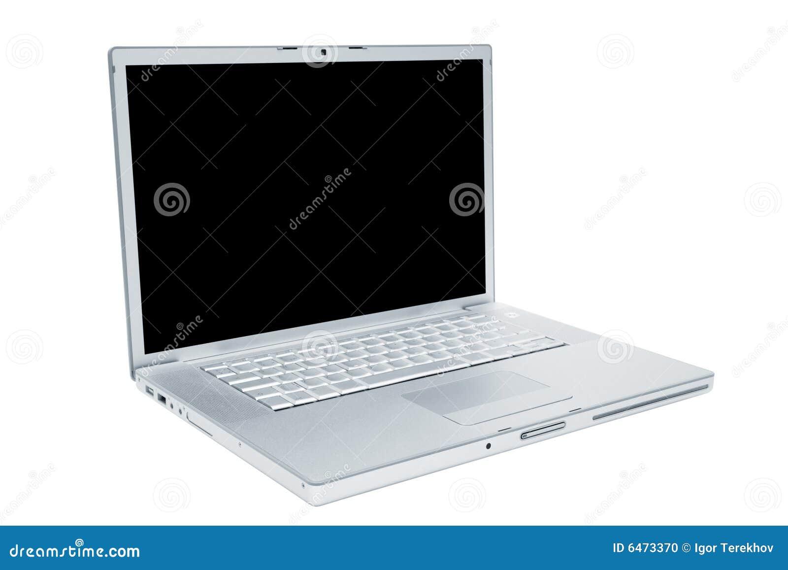 Nowoczesne laptopa eleganckie
