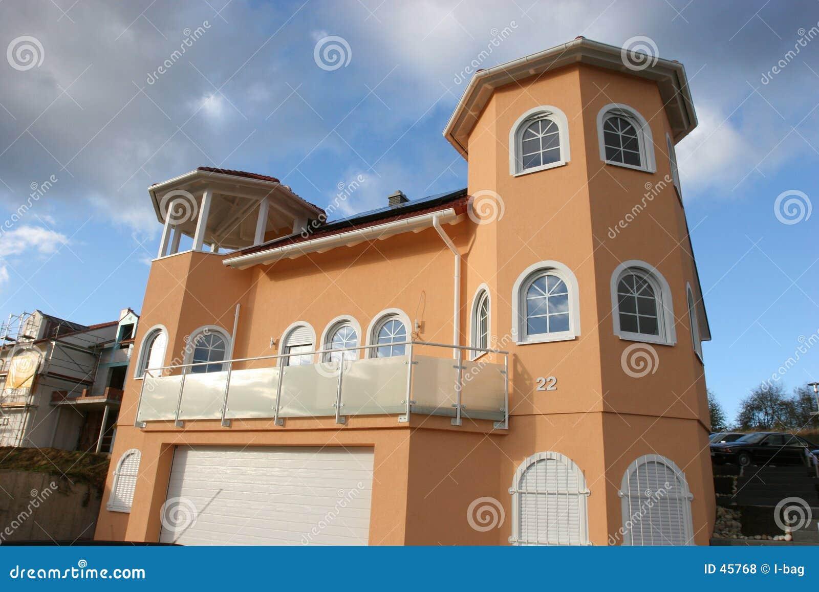 Nowoczesne nowy dom