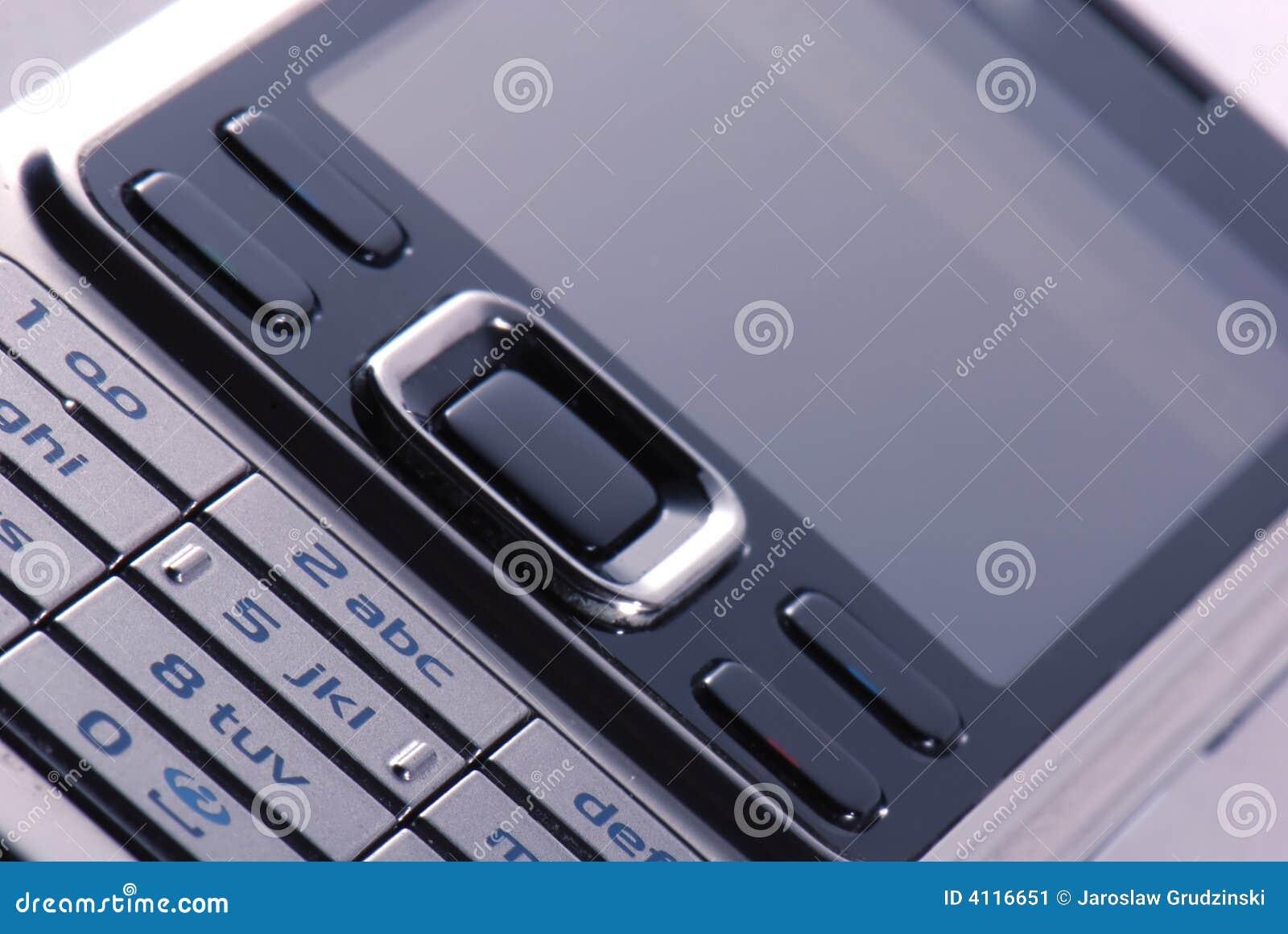 Nowoczesne ruchomego telefon