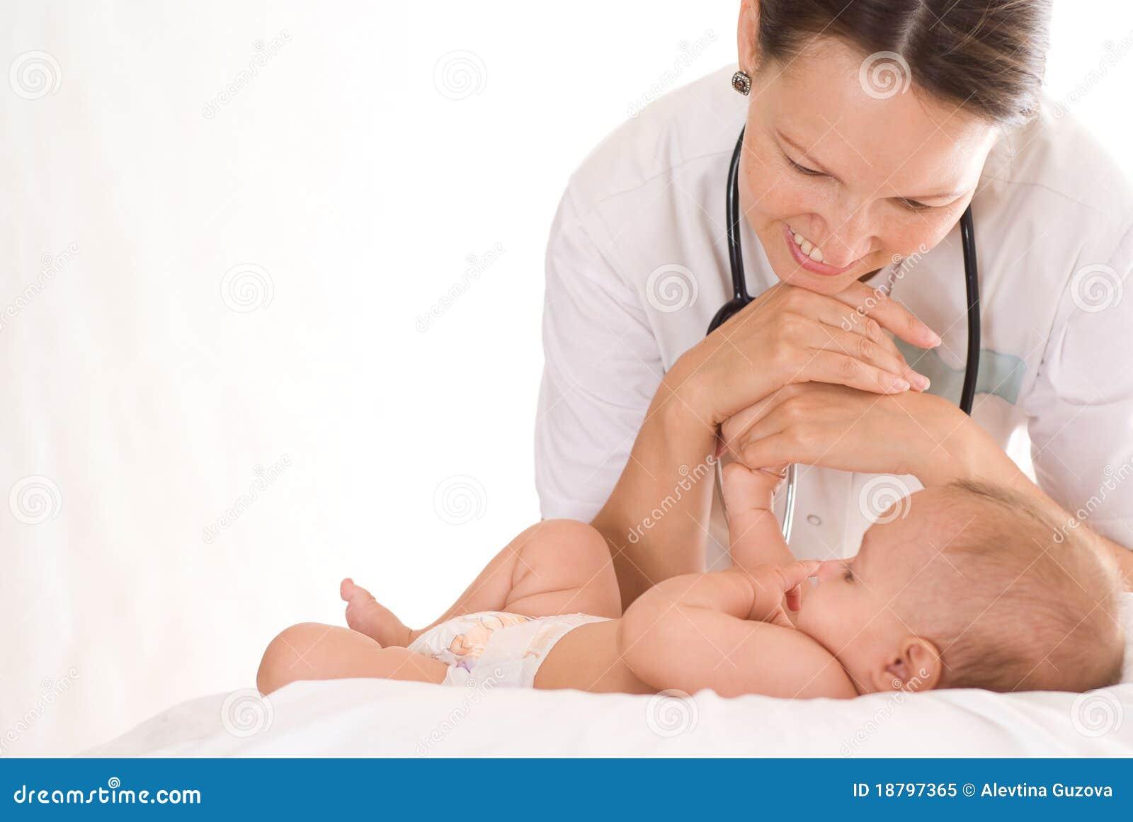Nowonarodzona pielęgniarka