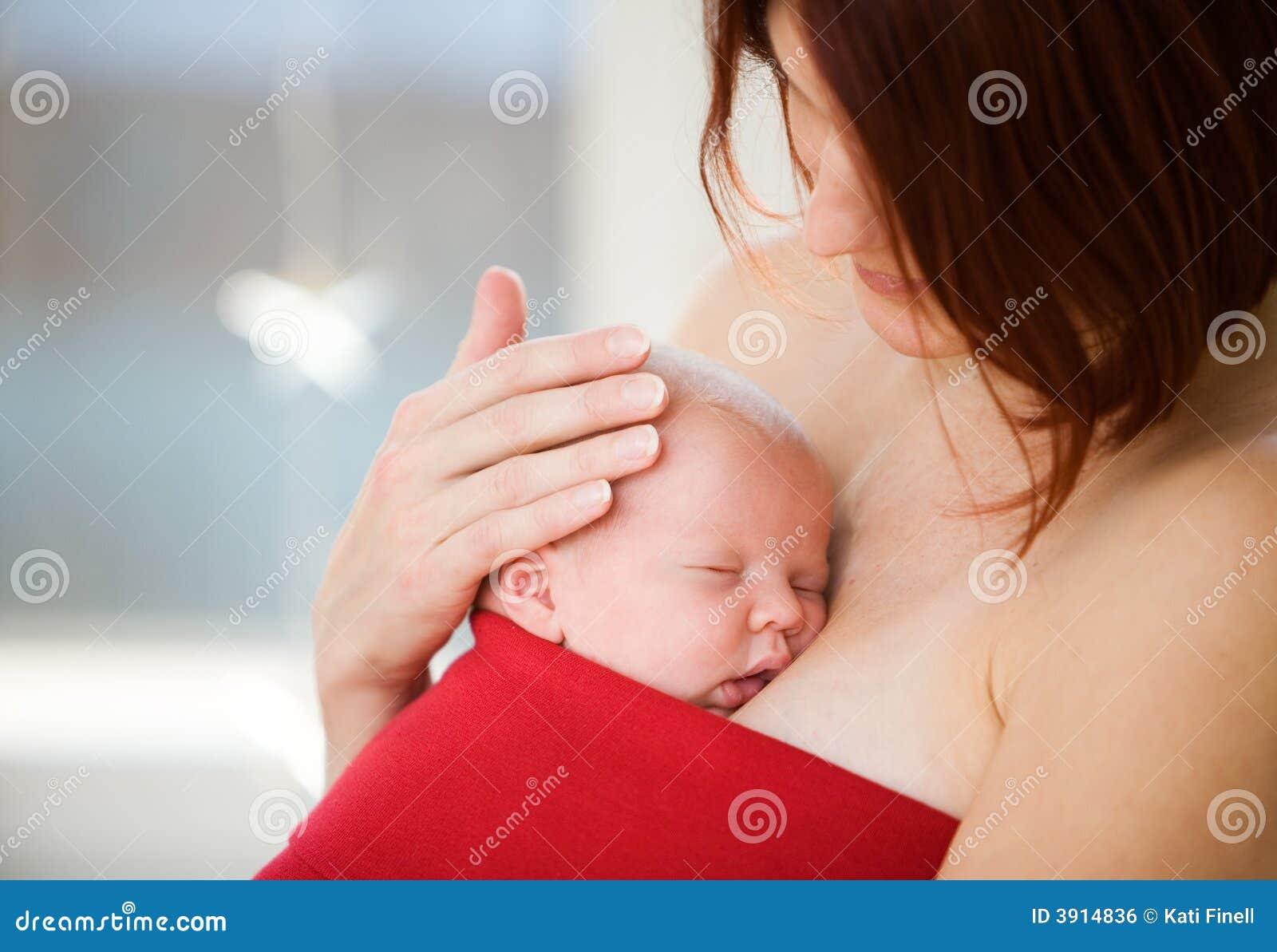 Nowonarodzone dziecko