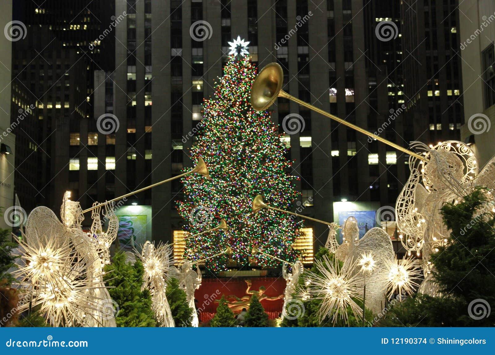 Nowy Boże Narodzenie sezon York