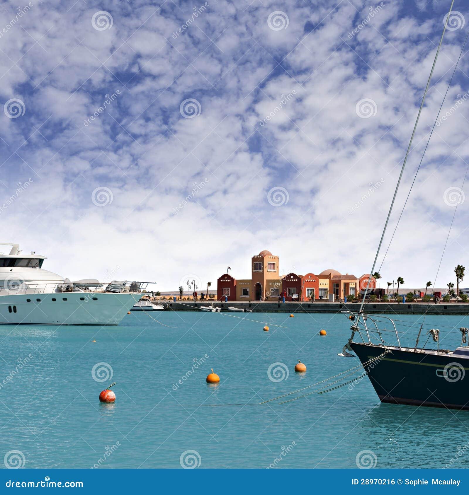 Nowy Hurghada marina