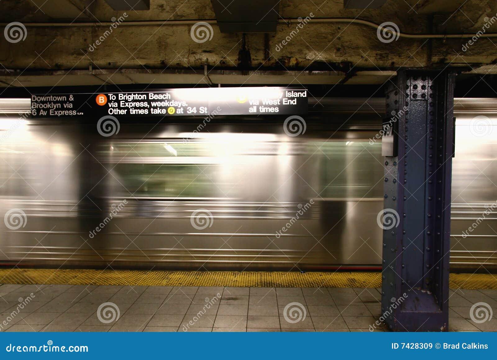Nowy metro York