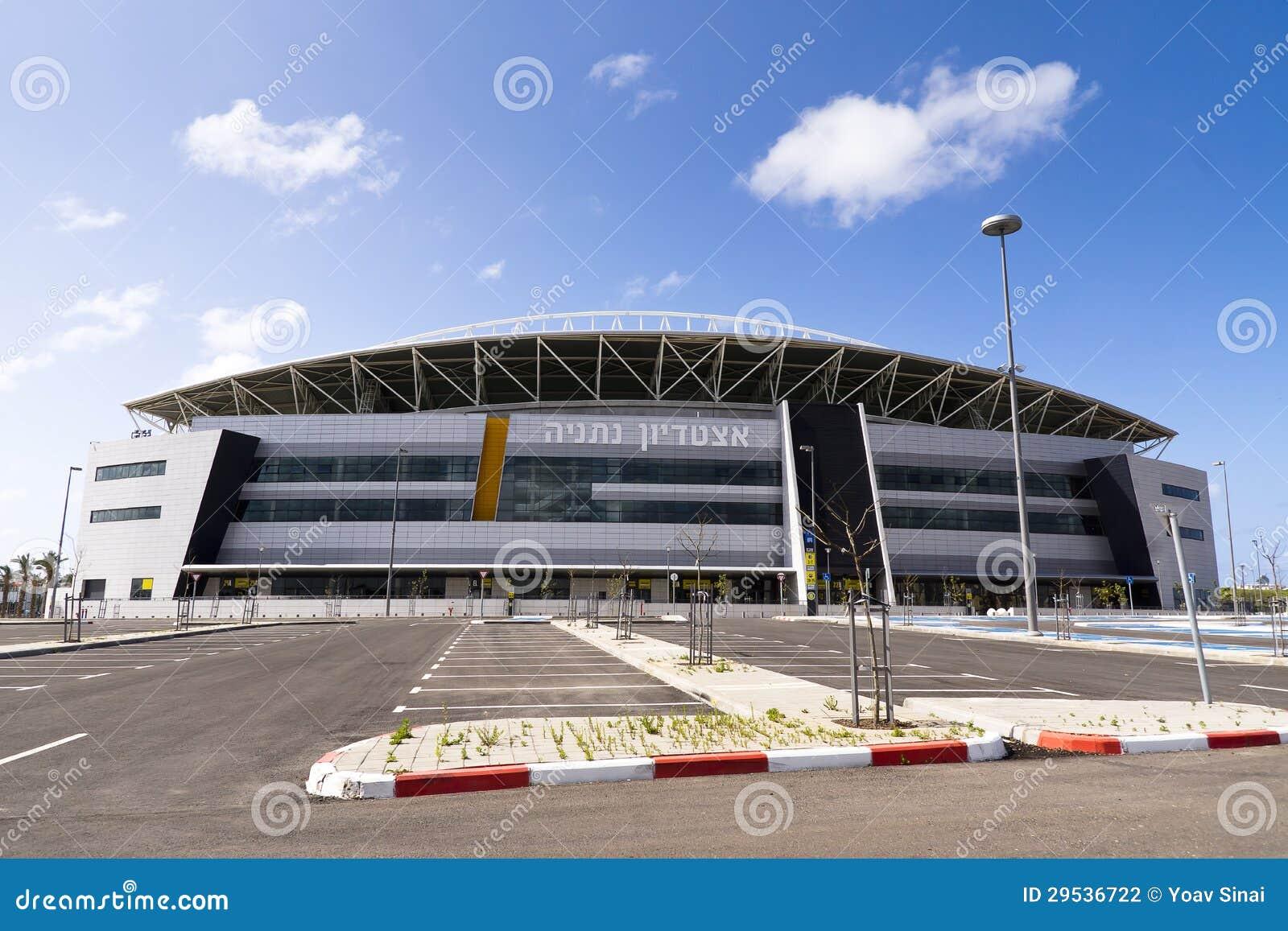 Nowy Natanya stadion futbolowy