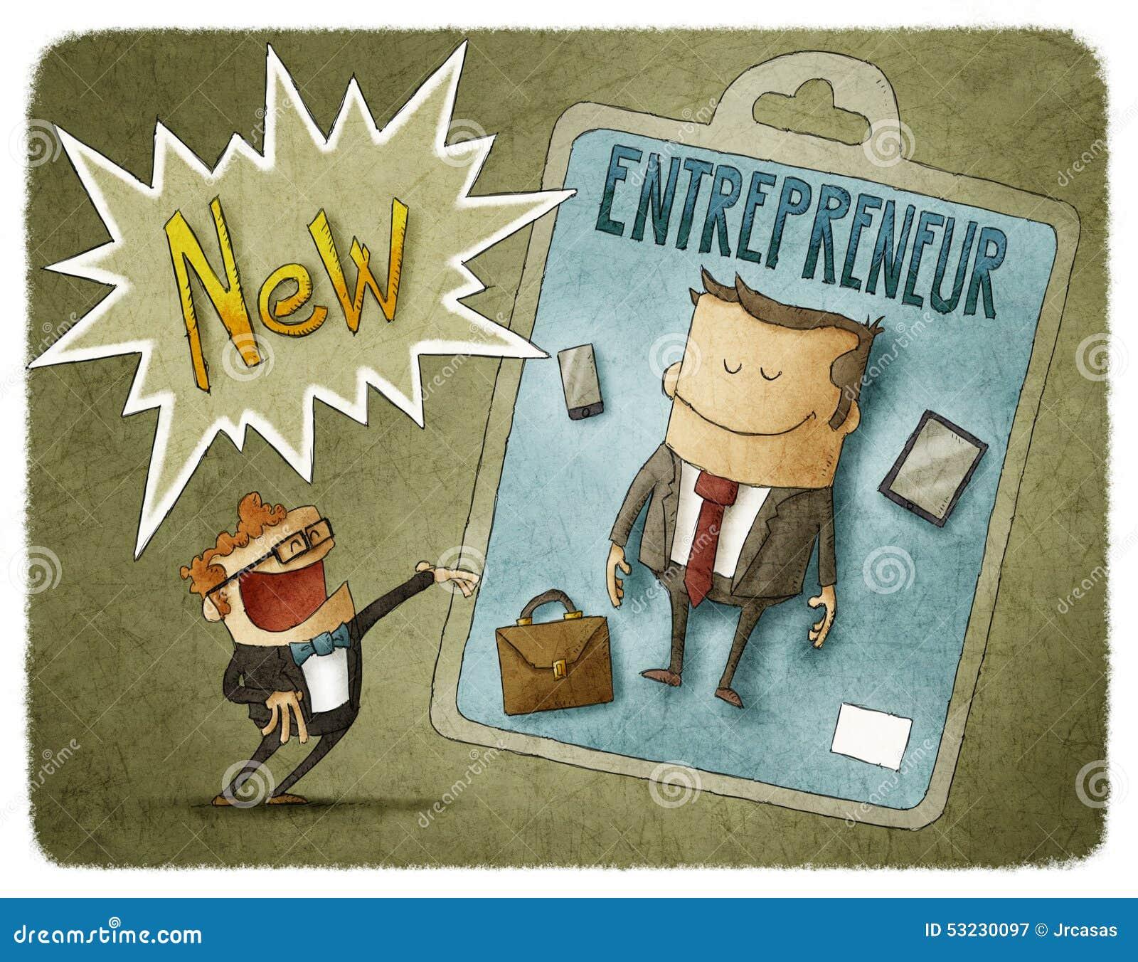 Nowy przedsiębiorca