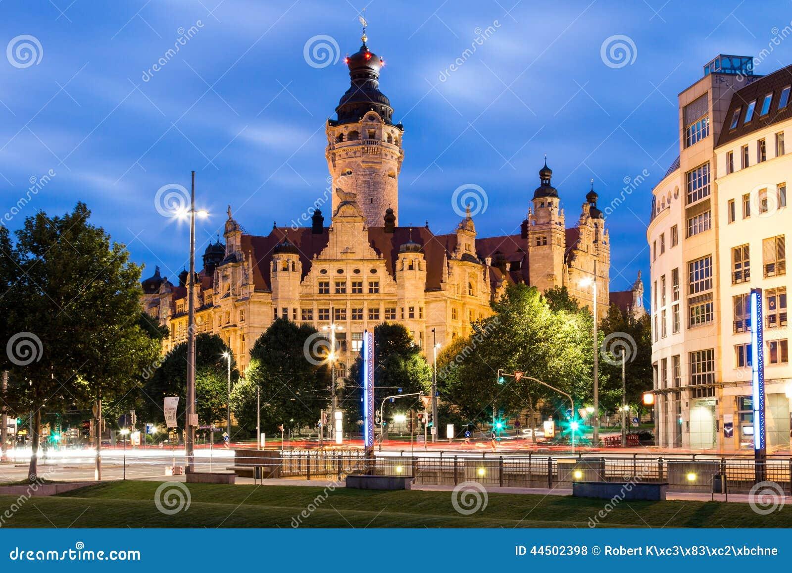 Nowy Townhall Leipzig